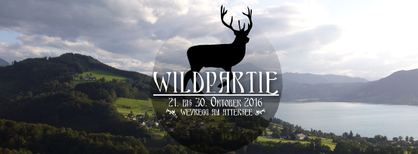 Wildpartie 2016 - Restaurant Bachtaverne in Weyregg am Attersee